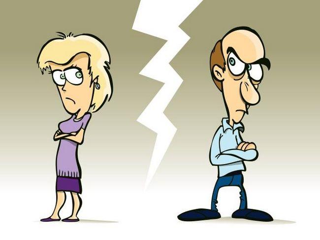расторжение брака раздел имущества