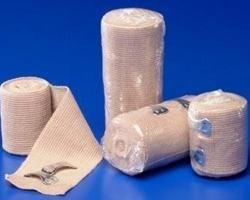 наложение давящей повязки при кровотечении