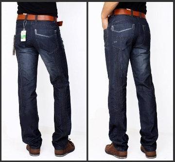 Размер мужских джинсов определить для покупки в интернете легко и просто!