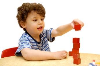 Развивающие занятия с ребенком 1 года
