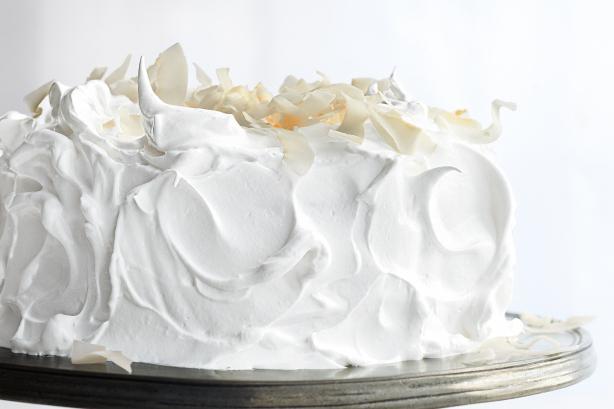 белковый крем для украшения тортов в домашних условиях