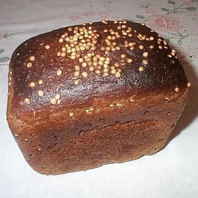 рецепт приготовления бородинского хлеба в духовке