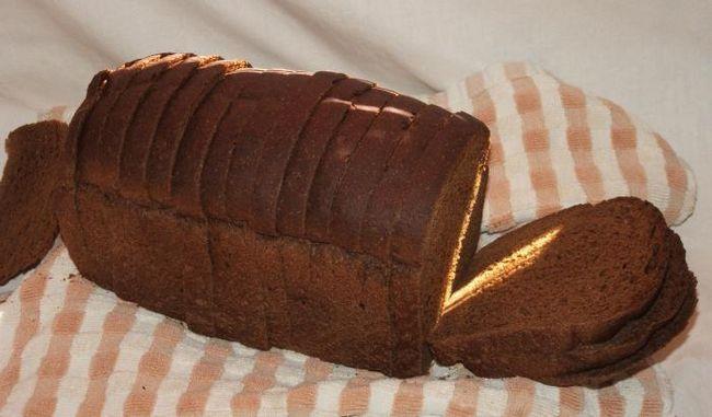 как приготовить бородинский хлеб в духовке
