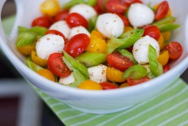 салат из корневого сельдерея рецепты