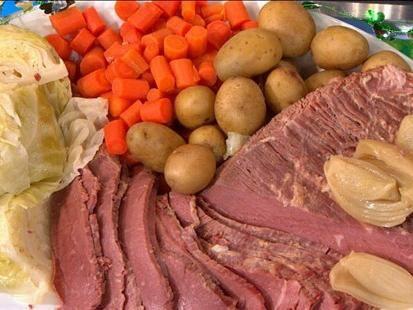 мясо картошка капуста в мультиварке