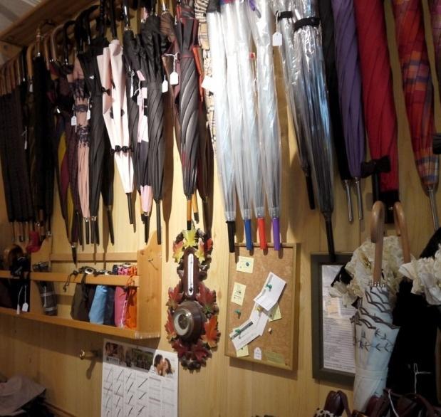 Ремонт зонтов в домашних условиях