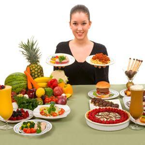 Режим питания для похудения без голодовки