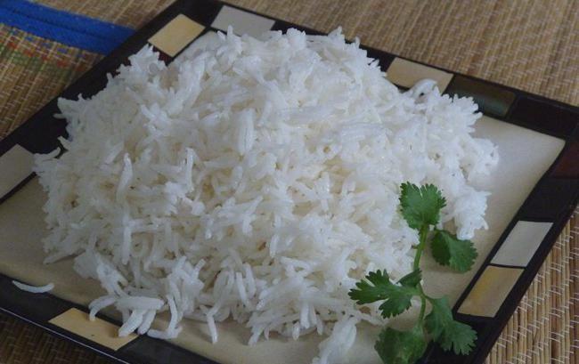 как приготовить рис басмати