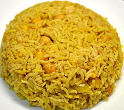 индийский рис басмати, рис басмати рецепт