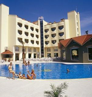 Rizzi ex the orange fun world hotel - отель в окрестностях кемера (турция)