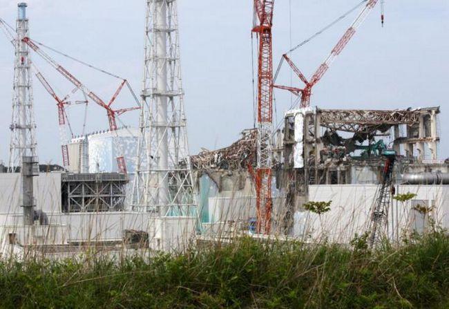 Роботы, отправленные для очистки энергоблока на фукусиме,