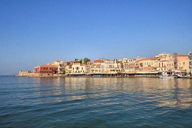 Роскошный отдых в греции - остров крит