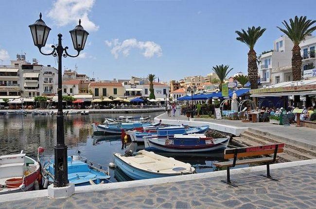 Греция остров Крит. Отдых
