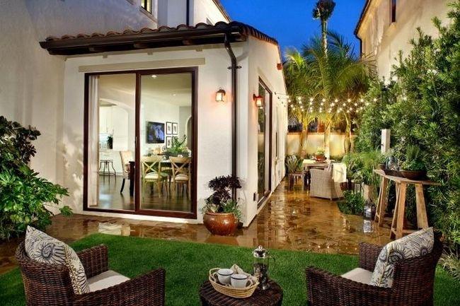 Садовый домик - основа вашего отдыха