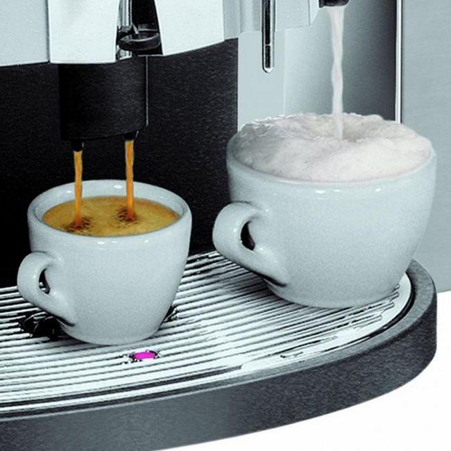 Saeco royal professional - кофемашина современного ритма жизни