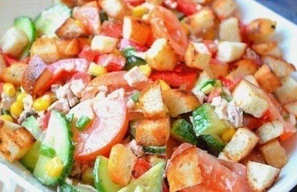 Эдельвейс салат фото