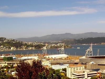 Самая южная в мире - столица новой зеландии (веллингтон)