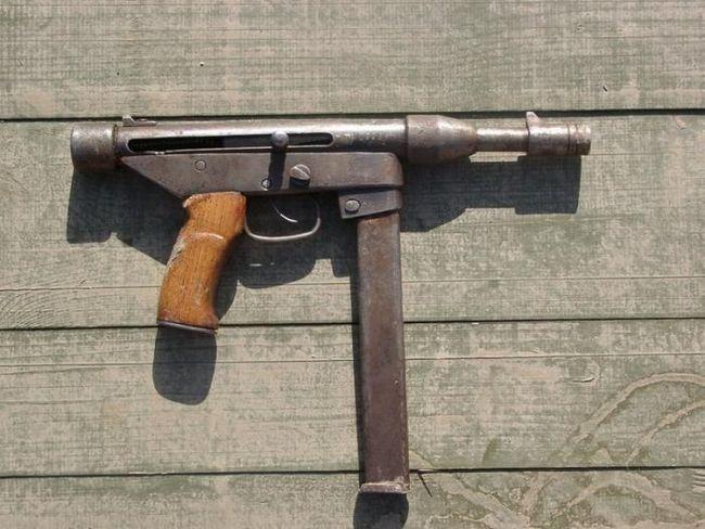 Самодельный пистолет как последний, но малоубедительный довод