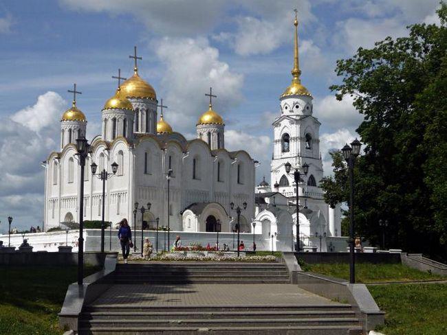 самые интересные и красивые города россии