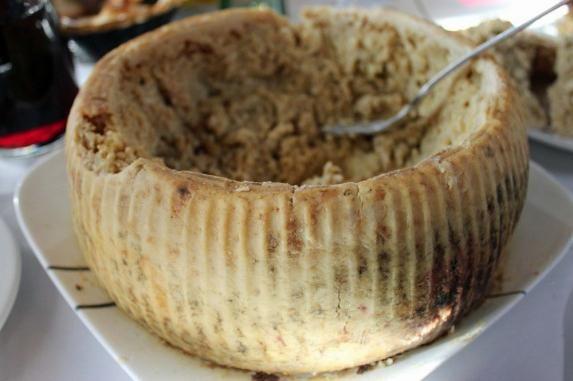 экзотические блюда народов мира