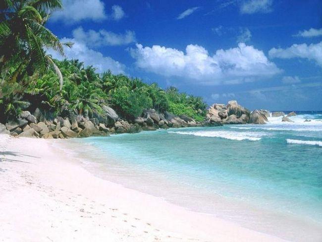 Лучший пляж на северном Гоа