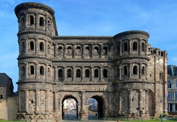 самый старый город Германии