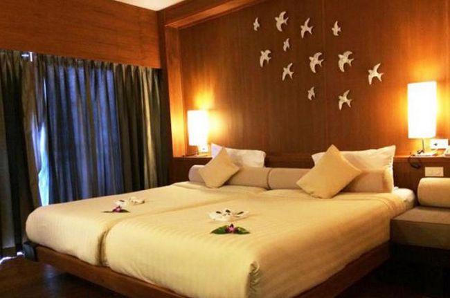 sea view patong hotel 4 пхукет отзывы