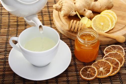как заваривать имбирный чай для похудения