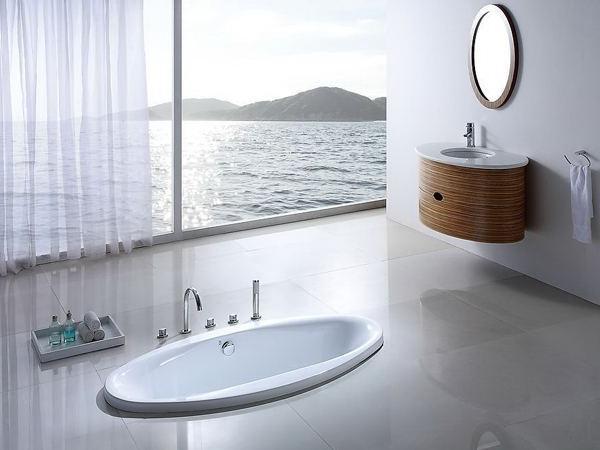Семь советов о том, как выбрать акриловую ванну