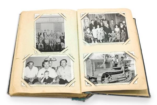 Семейные альбомы с фотографиями – больше, чем подарок
