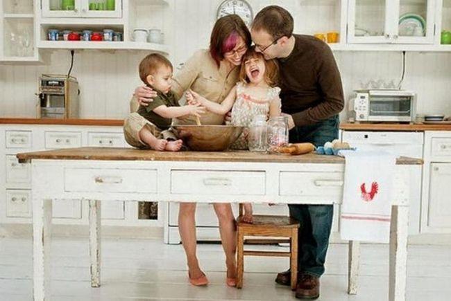 семейные фотосессии идеи