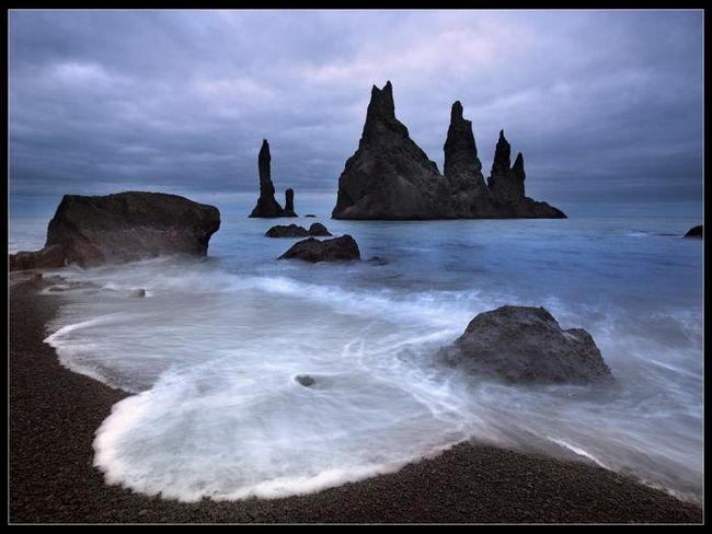 Северное море - красота и неприступность