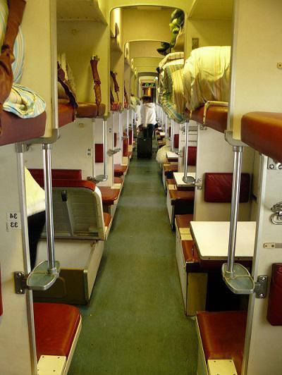 места в плацкартном вагоне