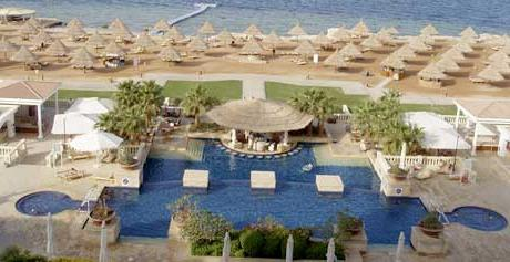 Шератон шарм - отдых в египте