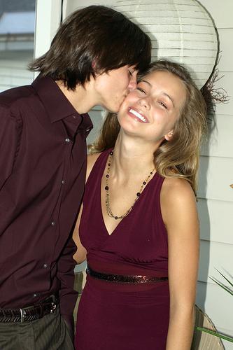 о чем говорит поцелуй