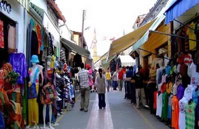 шоппинг на Кипре