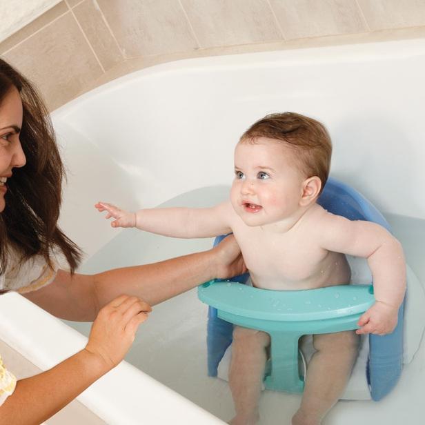 детское сиденье для ванны