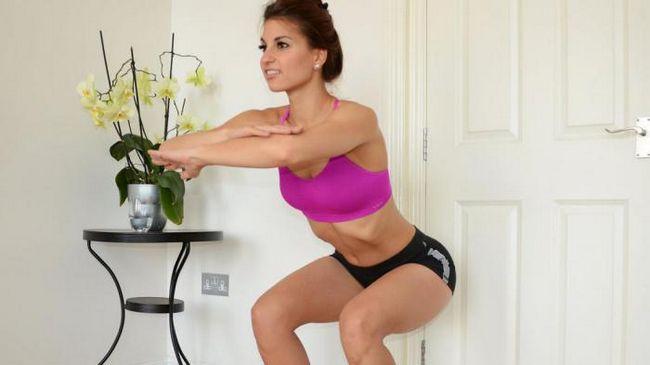Сидите целый день за столом? Вам нужно делать всего одно упражнение!