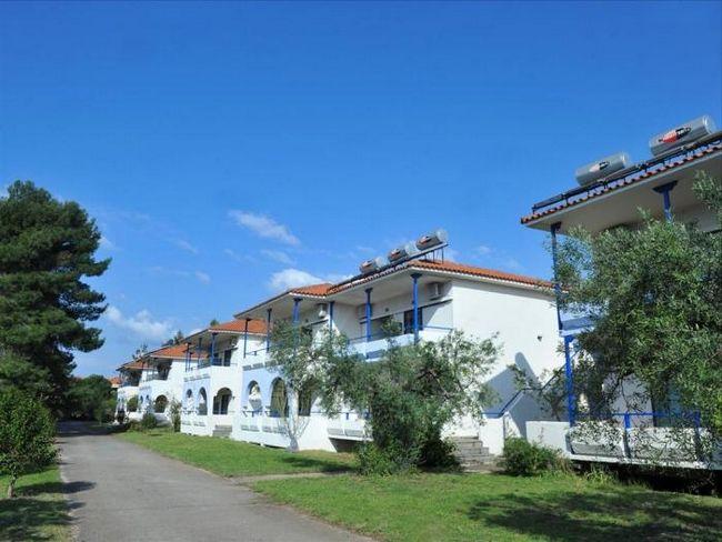Sithonia village hotel: тихий уголок на полуострове ситония