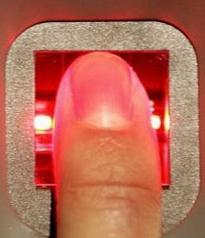 Сканер отпечатков пальцев как средство аутентификации пользователя