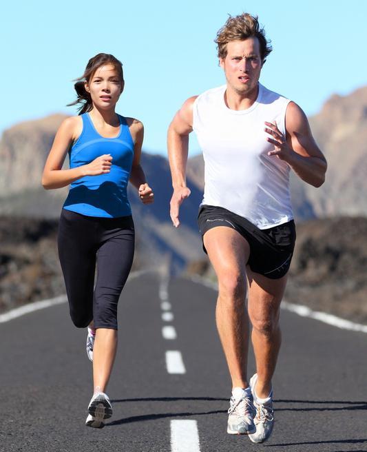 сколько калорий сжигает бег