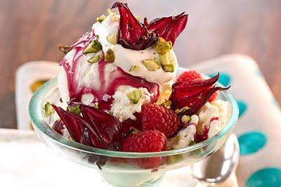 Сладкие блюда к вашему столу: десерт из мороженого