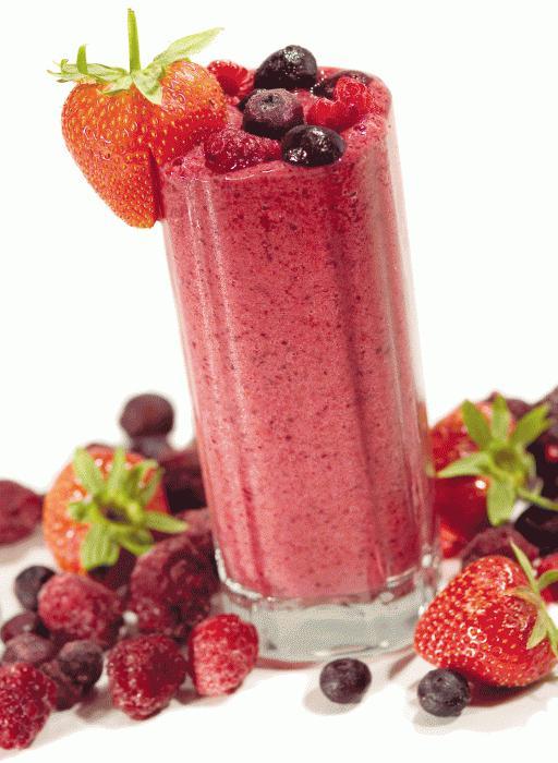 Смузи для похудения - здоровье в стакане!