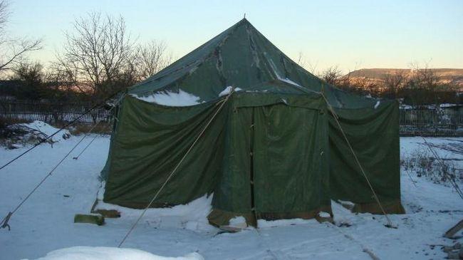 Собираемся в поход: выбор палатки