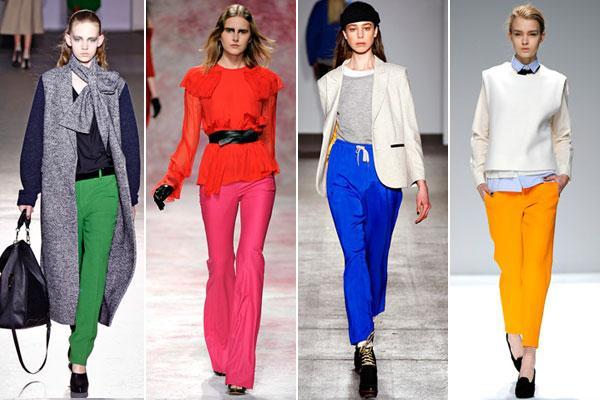 Сочетаемость цветов в одежде: как выглядеть неотразимой и создать свой стиль