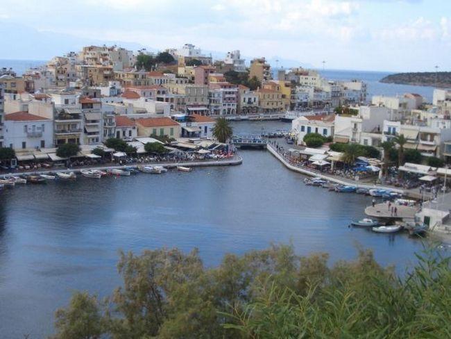 крит остров отели