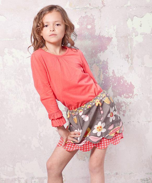 Образ юбки в детских снах.