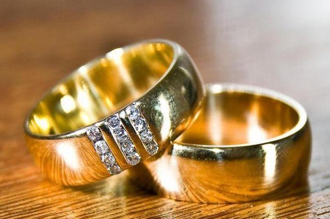 к чему снилось кольцо обручальное