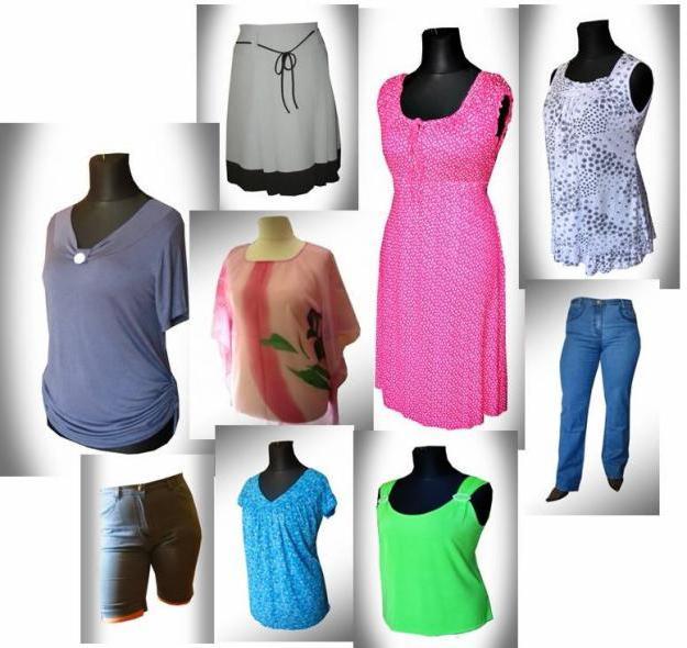 Соответствие размеров женской одежды: американская, европейская, российская сетки