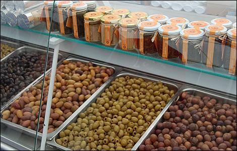 греческие продукты